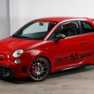 Abarth 695 Biposto Officina